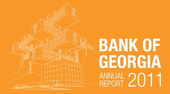 Bank of Georgia Annual Report 2011