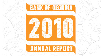 Bank of Georgia Annual Report 2010